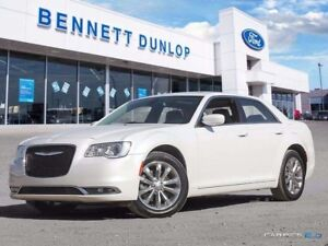 2016 Chrysler 300 Touring-AWD-Moon Roof-Heated Leather Seats-Bac