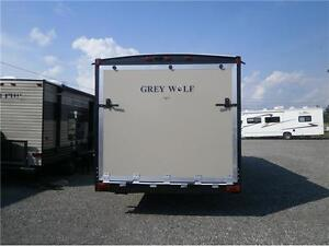 2017 FOREST RIVER GREYWOLF LIMITED 22 RR TOY HAULER! $24495!!! London Ontario image 2