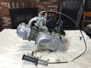 Vintage Honda CT70-2503775 Engine with all Accessories