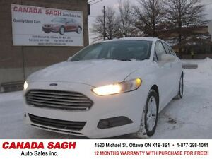 2013 Ford Fusion 128km, GREAT DEAL !! 12M.WRTY+SAFETY $9990