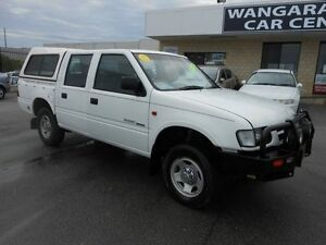 1999 Holden Rodeo TFR9 LX White 5 Speed Manual Wangara Wanneroo Area Preview