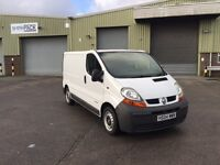 Renault Trafic 100 bhp NO VAT Very good condition Recent Turbo/Clutch/Cambelt