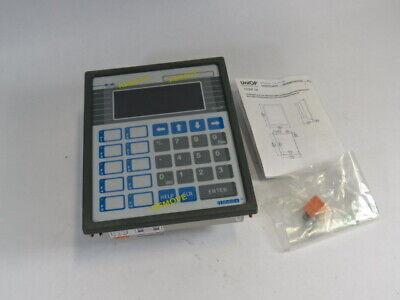 Uniop Cp04f-04-0045 Exor Operator Interface Terminal 24vdc 0.45a Nop