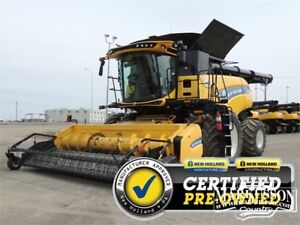 NH CR9.90 Combine - GPS, DSP, Telematics, Certified Pre-Owned!