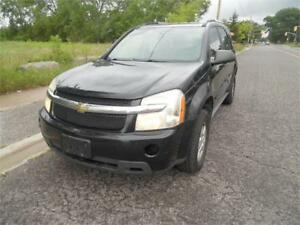 Chevy Equinox,Fully Loaded,Auto, Ice cold Air, Drives Good $1495