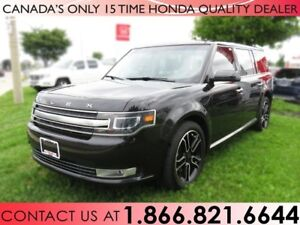 2015 Ford Flex LIMITED | AWD | SUNROOF | NAVIGATION