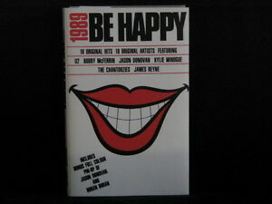 1989-Be-Happy-Cassette-Tape-Kylie-Minogue-U2-Duran-Duran-Pat-Benatar