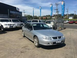 2001 Holden Commodore VX II Lumina 4 Speed Automatic Sedan Lilydale Yarra Ranges Preview