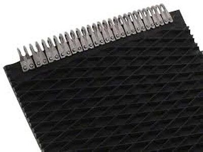 John Deere 435 Round Baler Belts Complete Set 3 Ply Diamond Top Wmato Lacing
