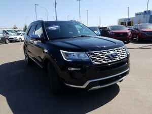 2018 Ford Explorer Platinum- DEMO-3.5L V6 EcoBoost Engine,Leathe