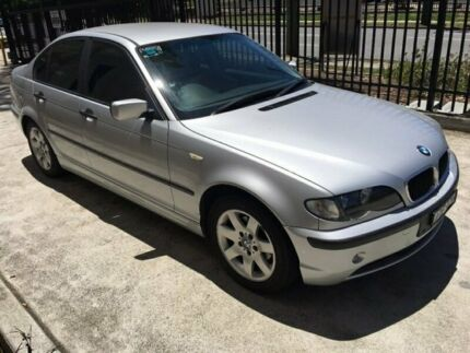 BMW 318i E46 Sedan 2003 Automatic - 96,000km ONLY Seven Hills Blacktown Area Preview