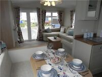 STUNNING LUXURY STATIC CARAVAN FOR SALE AT WHITLEY BAY HOLIDAY PARK NR CRESSWELL, SANDYBAY