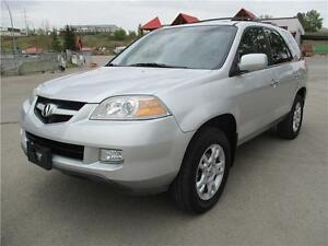 2004 Acura MDX Luxury SUV, Low Km's, No Accidents. Very Clean!!!