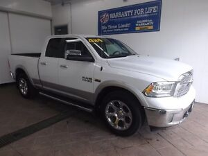 2014 Ram 1500 Laramie 4x4 LEATHER NAVI