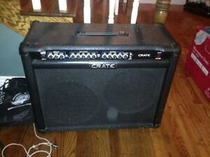 Crate Guitar Amp 120W $200 ONO