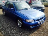 2000 FORD ESCORT 1.6 Finesse LOW INSURANCE