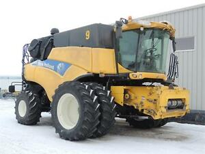 2012 New Holland CR9090 Elevation - 591hp, HID`s, Opti-Spread