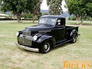 Wanted, 1946 Chevrolet truck grill