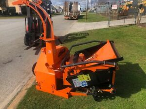 Woodchipper Barrett 3PL PTO Hydraulic Feed Malaga Swan Area Preview