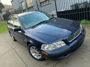 2001 Volvo V40 T SE Turbo Petrol Wagon Low Kms Campbellfield Hume Area Preview