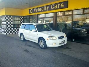 2003 Subaru Forester 4WD Cross Sports AT 72K