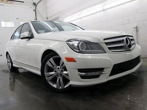 2012 Mercedes-Benz 300-Series Sedan White