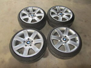 BMW Mag-wheels 5 bolt original set of 4