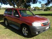 2005 Mazda Tribute MY2004 Limited Sport Orange Automatic Wagon Greenslopes Brisbane South West Preview