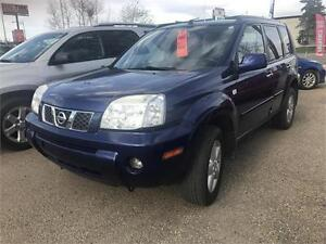 2005 Nissan X-Trail LE AWD 2.5 ENGINE FLAWLESS SUV YOU WILL LOVE