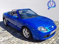MG MGTF 1.8 135 2d (blue) 2002