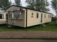 Static Caravan Nr Clacton-on-Sea Essex 3 Bedrooms 8 Berth Willerby Caledonia