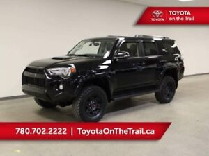 2019 Toyota 4Runner TRD OFF-ROAD; CUSTOM LIFTED, LEATHER, SUNROO