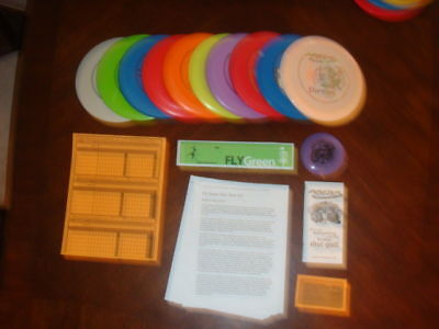 NEW FRISBEE DISC GOLF INNOVA 12 PACK CUSTOM SET BUILD 4 YOU. AWESOME STARTER SET](Custom Frisbee)
