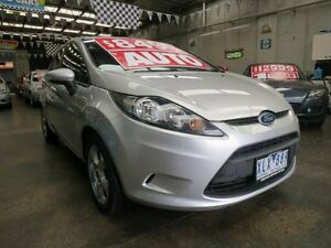 2009 Ford Fiesta WS LX 4 Speed Automatic Hatchback Mordialloc Kingston Area Preview