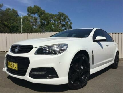 2014 Holden Commodore VF SV6 White 6 Speed Automatic Sedan Blacktown Blacktown Area Preview