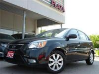 2010 Kia Rio SX 1-OWNER CARFAX SUNROOF HTD FRT SEATS PWR OPTS G