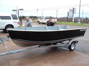 Aluminum Boats, Trailers Outboards