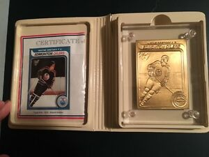 Rookie Cards of the Greatest Hockey Players- Silver and Bronze