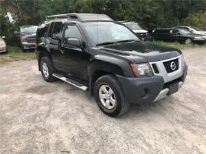 2012 Nissan Xterra BLK - Free 7 Day All Inclusive Vacation CUBA!