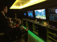 MOBILE VIDEO GAMING PARTY TRAILER