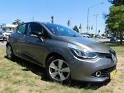 2015 Renault Clio IV B98 Expression EDC Grey 6 Speed Sports Automatic Dual Clutch Hatchback Greenway Tuggeranong Preview