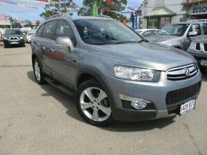 2011 Holden Captiva CG Series II 7 AWD LX Grey 6 Speed Sports Automatic Wagon Gepps Cross Port Adelaide Area Preview