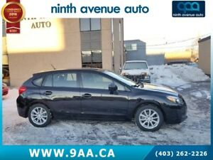 2013 Subaru Impreza 2.0i 4dr Hatchback, AWD, Alloy wheels