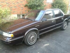 EXCELLENT  Condition - 1993 Olds Cutlass Ciera