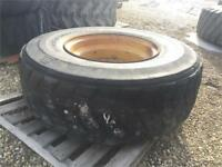 Michelin 17.5 spare on rim or rim or tire or both Edmonton Edmonton Area Preview