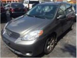 2008 Toyota Matrix- EASY FINANCING- LOW PAYMENTS- CERTIFIED