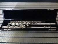Wisemann DFL-480 flute, used. offers accepted.