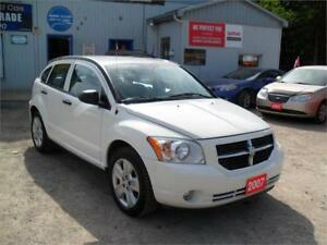 2007 Dodge Caliber SXT MUST SEE| ONLY 110 KM| SERVICED
