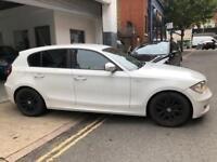 BMW 118 DIESEL 2011 68000 GOOD CAR £30 A YEAR TAX