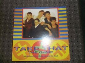 Vintage Take That Board Game
